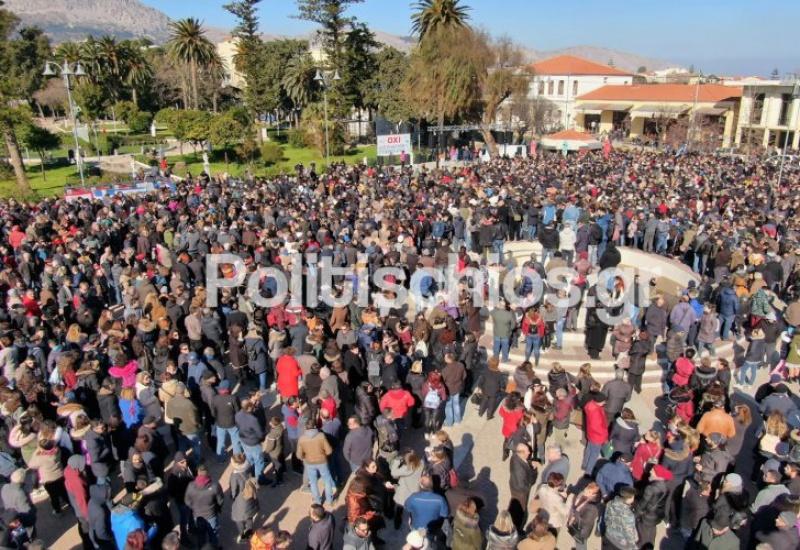 ΜΕΓΑΛΕΙΩΔΗΣ - ΕΙΡΗΝΙΚΗ- ΕΝΩΤΙΚΗ η ΔΙαμαρτυρία στην Χίο