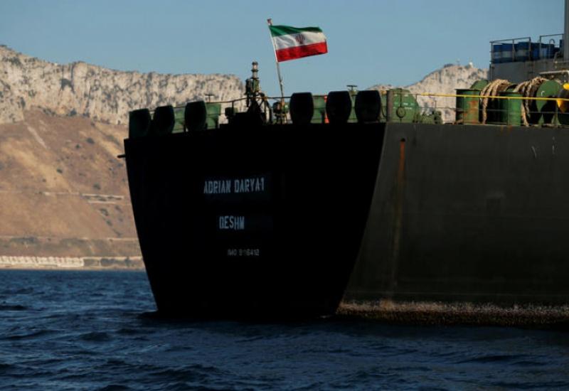 WSJ: Eνδεχόμενο εγκλωβισμού του Adrian Darya στη Μεσόγειο