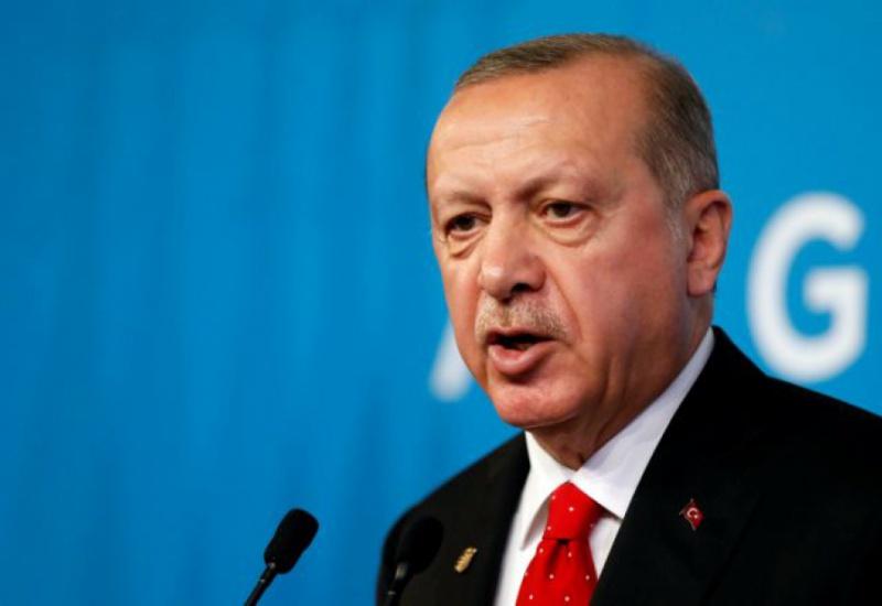 Ουάσιγκτον: Διαδήλωση εναντίον του Ερντογάν