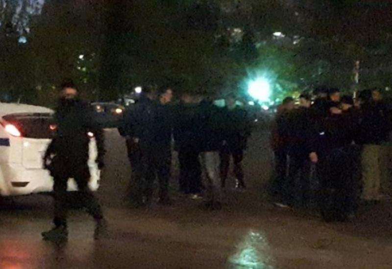 Προσαγωγές διαδηλωτών για την Μακεδονία έξω από το Αλεξάνδρειο