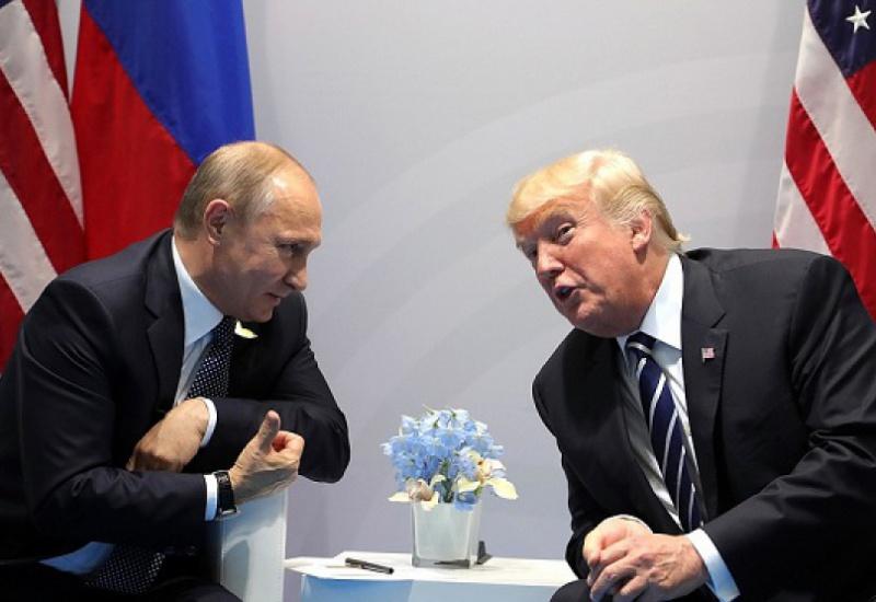 Πιθανή νέα συνάντηση Τραμπ - Πούτιν το Νοέμβριο
