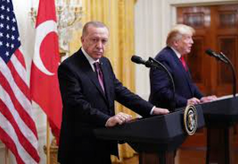 """Τα """"παζάρι"""" Ερντογάν - Τραμπ και τα μηνύματα προς την ΕΕ"""