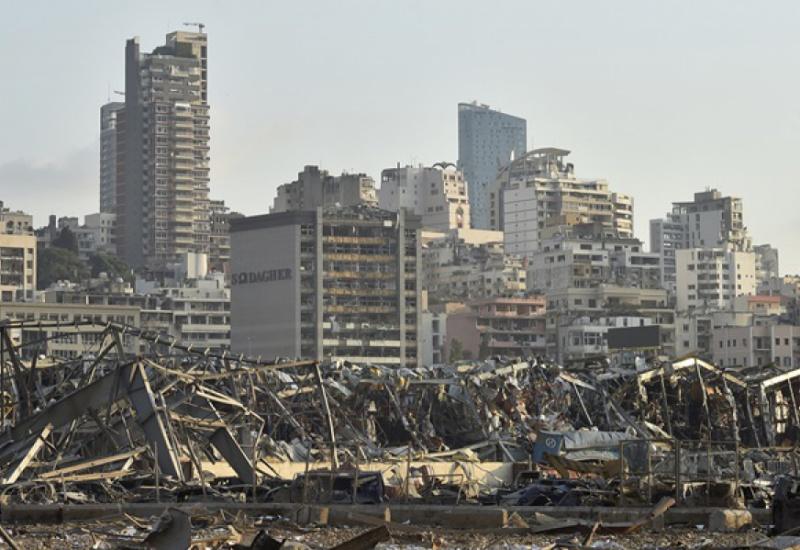 Ισχυρή έκρηξη στη Βηρυτό: Δεκάδες νεκροί, χιλιάδες τραυματίες