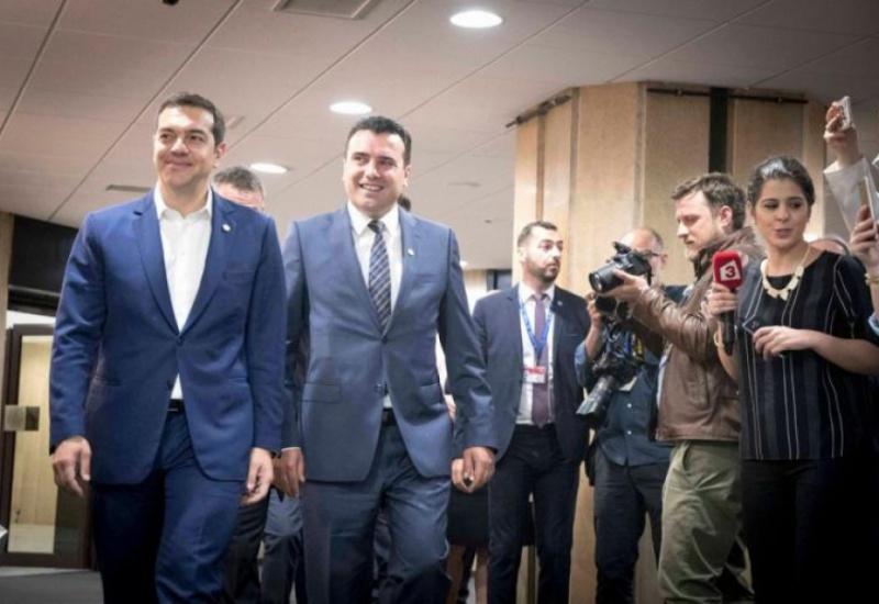 Ζάεφ: Αισιοδοξία για λύση πριν τη Σύνοδο της Ε.Ε. τον Ιούνιο