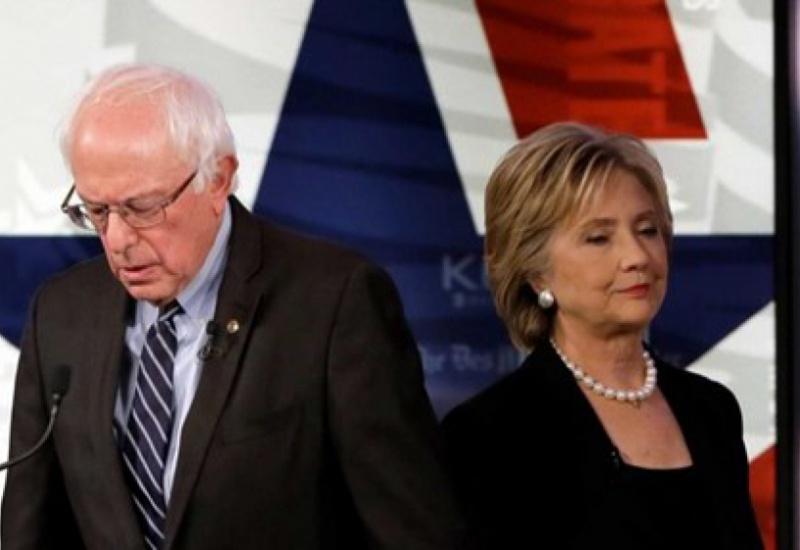 Μπέρνι Σάντερς: Θα ψηφίσω την Χίλαρι Κλίντον