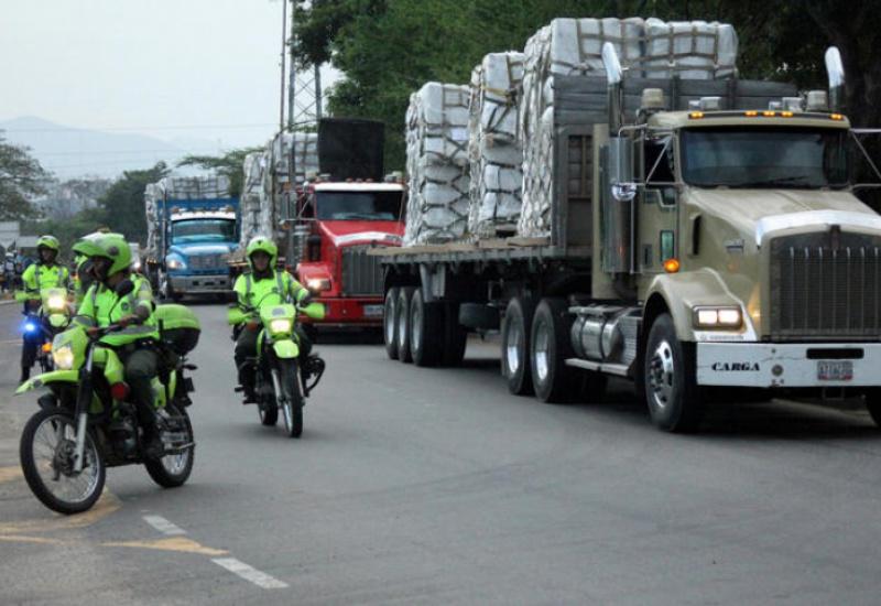 Οι ΗΠΑ στέλνουν βοήθεια στην Βενεζουέλα