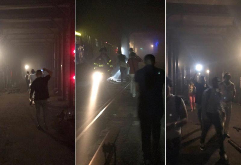 Εκτροχιασμός Τραίνου στη Νέα Υόρκη με τραυματίες!!!