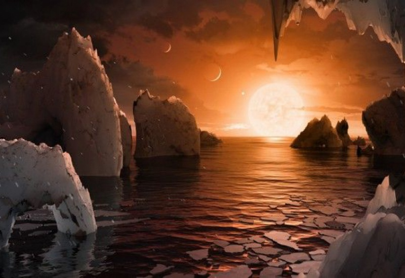 MEΓΑΛΗ ΑΝΑΚΑΛΥΨΗ ΝΑΣΑ  Οι 7 αδελφές της Γης και η πιθανότητα φιλοξενίας ζωής