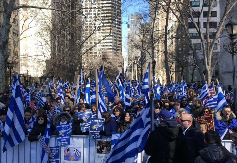 OΡΓΙΣΜΕΝΗ ΑΝΤΙΔΡΑΣΗ ΠΑΜΜΑΚΕΔΟΝΙΚΗΣ ΗΠΑ: Η διαπραγμάτευση-παρωδία για τα Σκόπια, συνεχίζεται σε βάρος της πατρίδας μας!