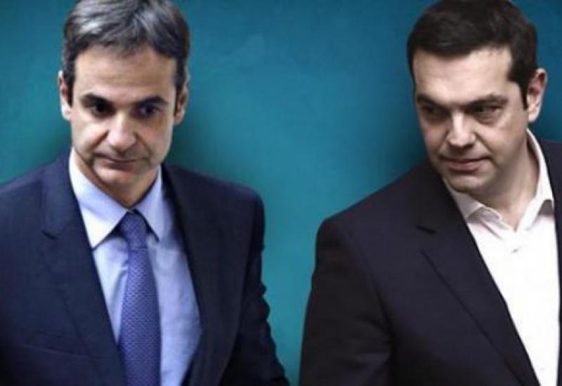 Δημοσκόπηση ALCO: Σταθερά πάνω από τις 6 μονάδες η διαφορά ΝΔ - ΣΥΡΙΖΑ