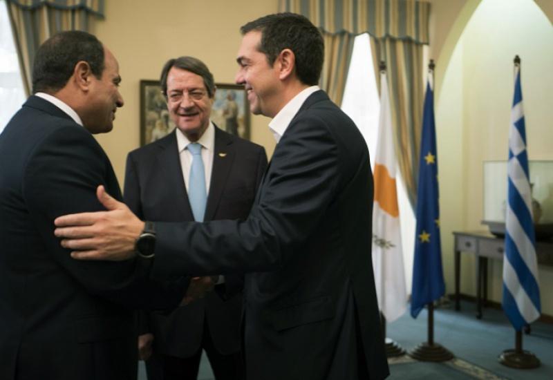 Πυλώνας σταθερότητας στη νοτιοανατολική Μεσόγειο Ελλάδα, Κύπρος, Αίγυπτος