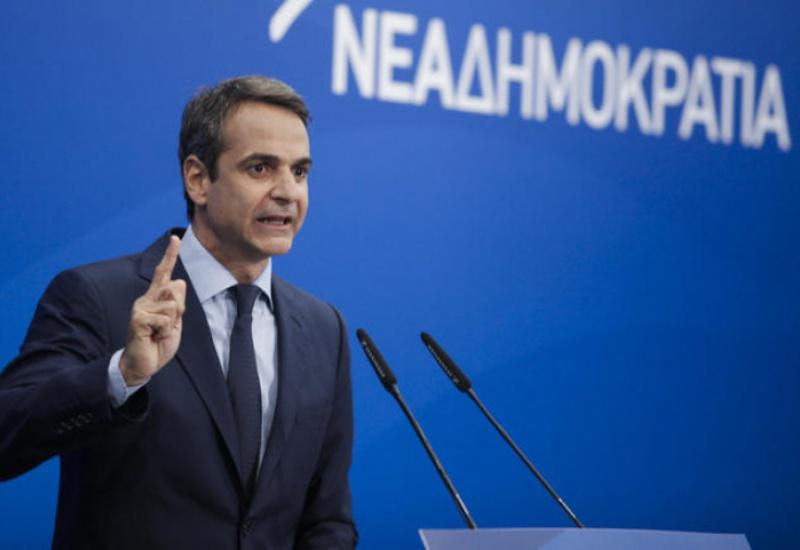 Μητσοτάκης: Η συζήτηση γίνεται για την διαφορά από τον ΣΥΡΙΖΑ