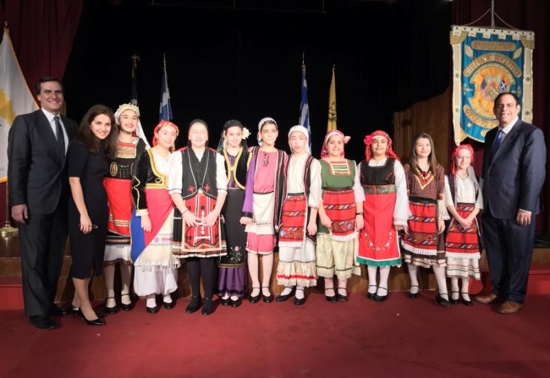 Οι ομογενείς εκλεγμένοι του Κουήνς γιόρτασαν την 25η Μαρτίου