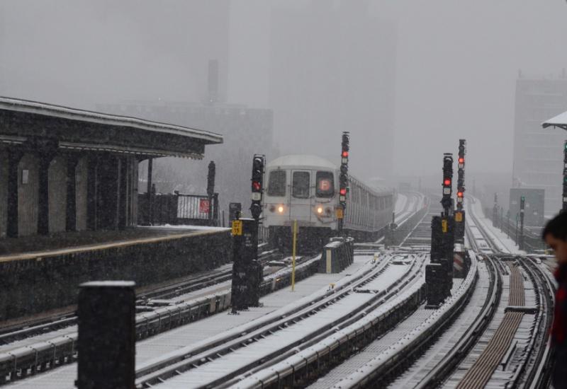Νέα Υόρκη: Έκτακτο σήμα για χιόνι και χειμερινά καιρικά φαινόμενα