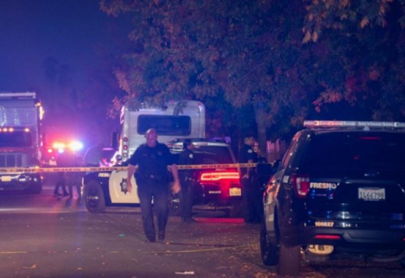 Αναζητούνται ακόμη δύο υπόπτοι για την επίθεση στο Φρέσνο