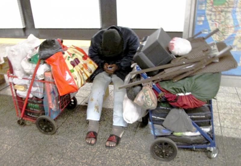 Νέα Υόρκη: Αυστηρά μέτρα για τους άστεγους στο μετρό
