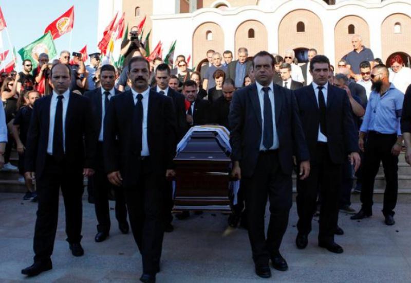 Η Κύπρος αποχαιρέτησε τον Δημήτρη Χριστόφια