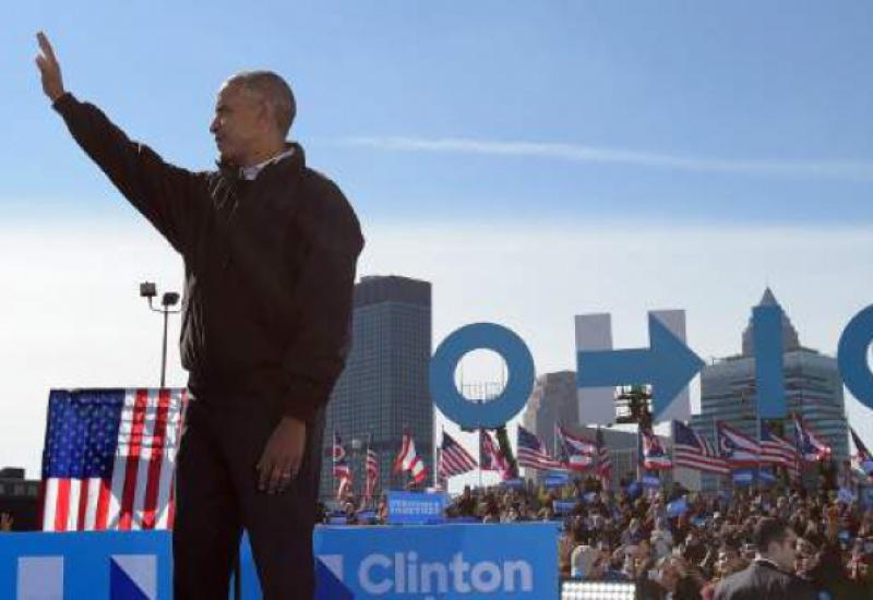 Ομπάμα: Υπονόμευση της δημοκρατίας των ΗΠΑ αν ο Τραμπ δεν αποδεχθεί το εκλογικό αποτέλεσμα