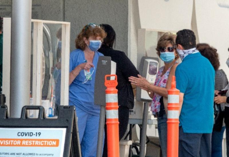 ΗΠΑ-κορονοϊός: Τα Κέντρα Ελέγχου και Πρόληψης Ασθενειών κατέγραψαν 4.601.526 κρούσματα