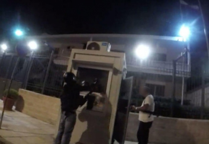 Επίθεση Ρουβίκωνα: Δυσμενής μετάθεση για τον Ειδικό Φρουρό – Η απόφαση για τον διοικητή του ΑΤ Ψυχικού