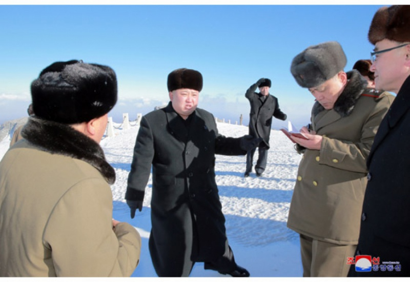 Κιμ Γιονγκ Ουν σε Τραμπ: Μας φέρνεις μια ανάσα από τον πυρηνικό πόλεμο