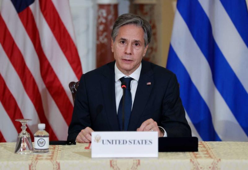 Συμφωνία Ελλάδας – ΗΠΑ: Αυτή είναι η επιστολή του Άντονι Μπλίνκεν