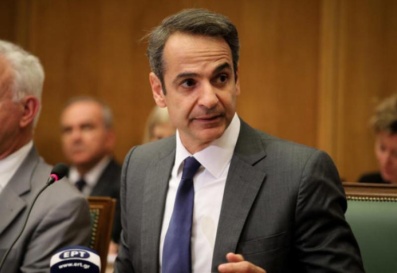 Μητσοτάκης: Δεν θα στείλω τους πολιτικούς μου αντιπάλους στα δικαστήρια