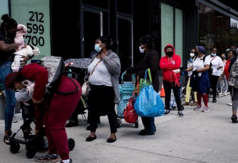 ΗΠΑ: 38,6 εκατομμύρια άνεργοι από τις 21 Μαρτίου