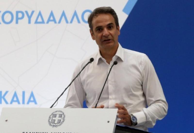 Κυρ. Μητσοτάκης: Προτιμούμε να μιλάνε τα έργα μας