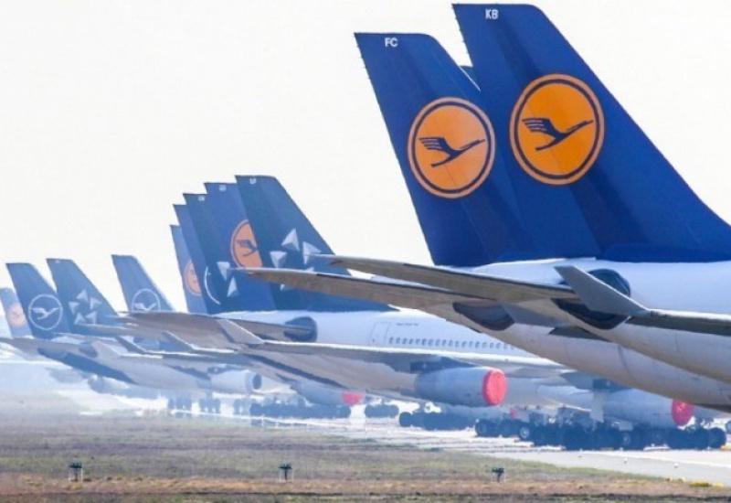 Η Lufthansa ξαναρχίζει πτήσεις προς 20 τουριστικούς προορισμούς