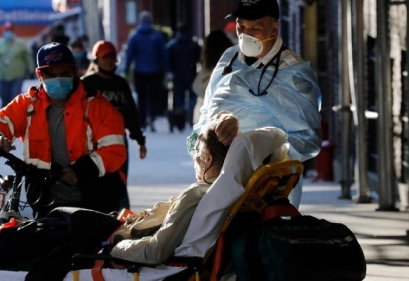 ΗΠΑ: Νέο ρεκόρ 65.500 και πλέον κρουσμάτων μόλυνσης από τον κορονοϊό σε 24 ώρες