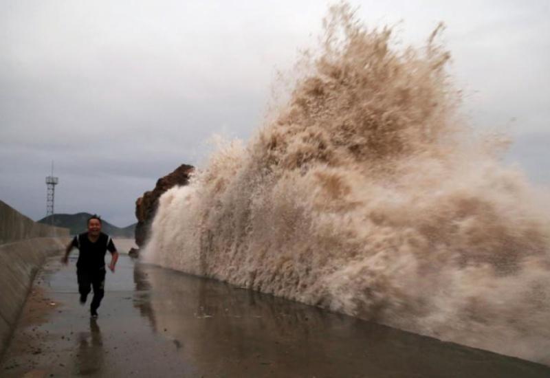 Κυκλώνας Μάικλ: Απειλεί να σαρώσει τα πάντα – Εντολή εκκένωσης! Τελευταία ευκαιρία για μισό εκατ. ανθρώπους