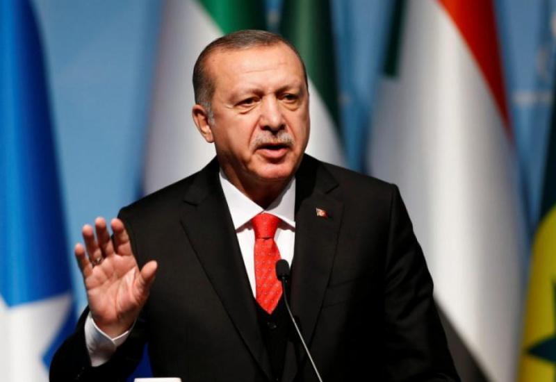 Αντίποινα ανακοινώνει ο Ερντογάν για την αναγνώριση της Ιερουσαλήμ ως πρωτεύουσας του Ισραήλ