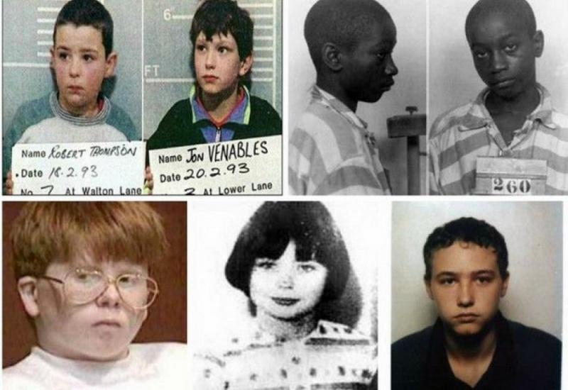 Δέκα φρικιαστικά εγκλήματα που έγιναν από παιδιά