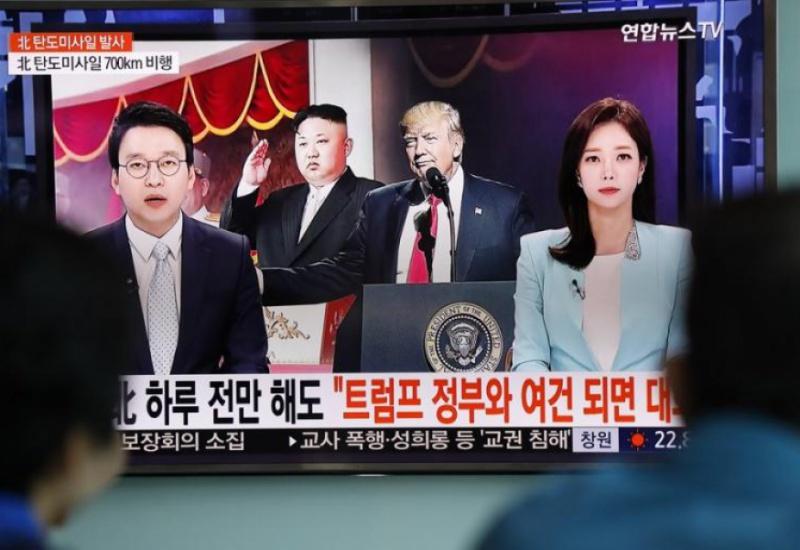 Τραμπ σε Κιμ Γιονγκ Ουν: Είσαι τρελός! Εγώ θα σε εξοντώσω!