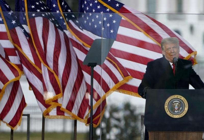 Ανένδοτος ο Τραμπ: Δεν θα παραδεχτούμε ποτέ την ήττα - Θα σταματήσουμε την κλοπή