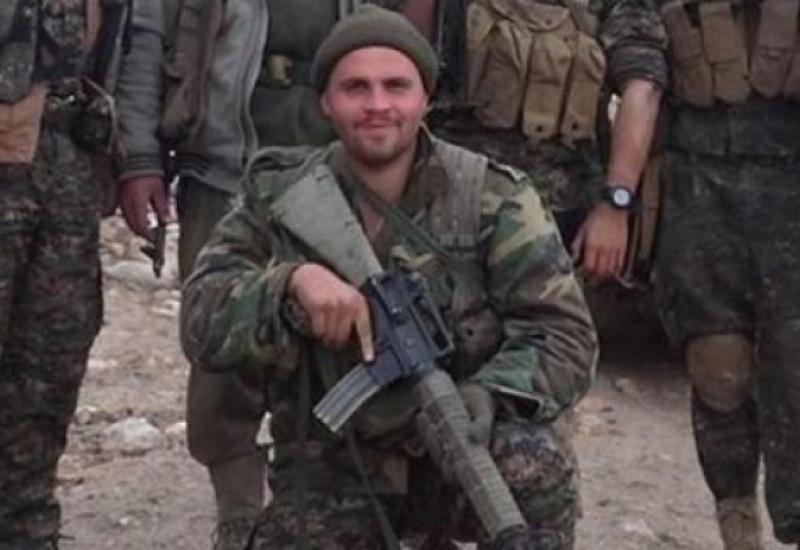 O Ελληνας που σκοτώθηκε πολεμώντας τους τζιχαντιστές