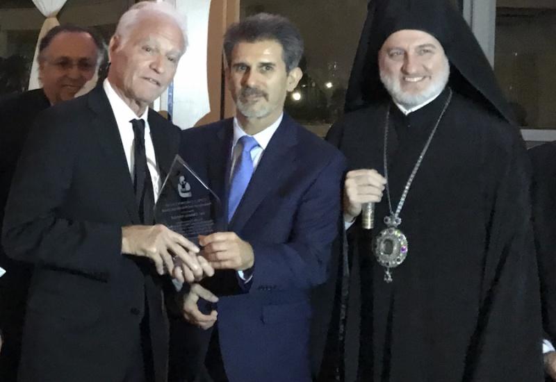 Το Ταμείο Κυπριοπαίδων τίμησε τον Ντένις Μέχιελ και το Νίκο Μούγιαρη