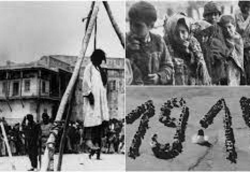 """Ο Γερουσιαστής των ΗΠΑ Bob Menendez προαναγγέλει την Αναγνωριση της Γενοκτονίας των Αρμενίων από τον Βιden : """"Η γενοκτονία είναι γενοκτονία. Απλούστατο""""!"""