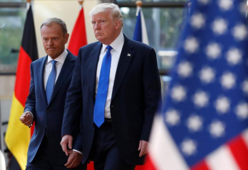 """""""Ενωμένη"""" Ευρώπη κατά Τραμπ – Δεν ήξερε από που του έρχονταν τα χαστούκια!"""