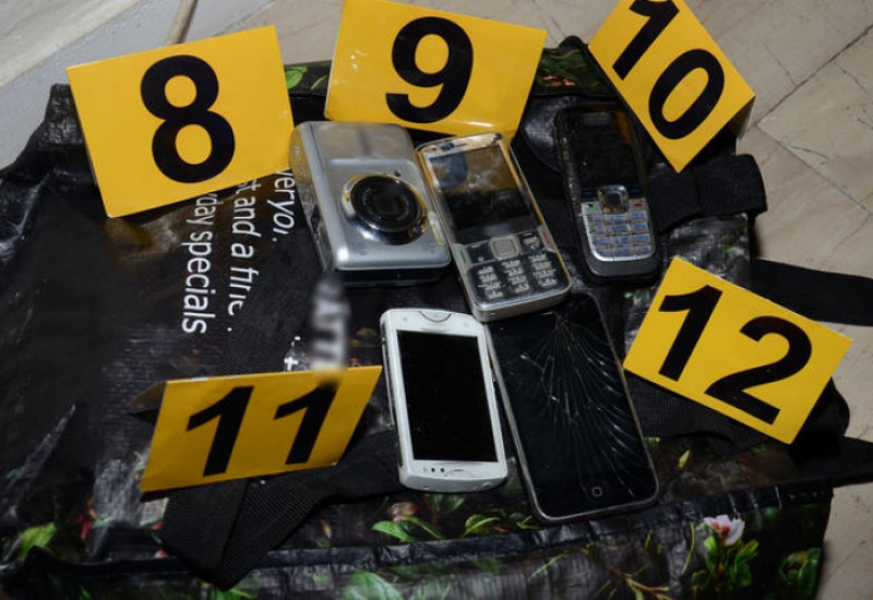 Ανησυχία της ΕΛΑΣ για τις κάμερες που βρέθηκαν στη γιάφκα στον Χολαργό