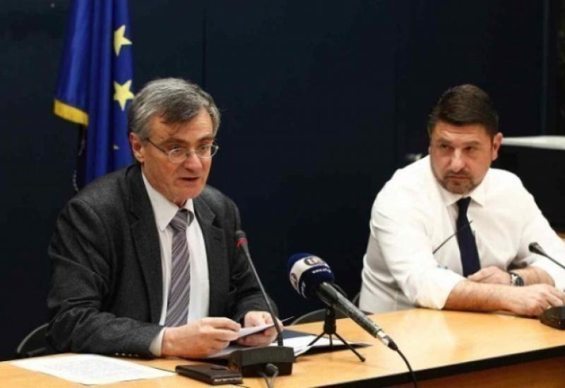 Σ. Τσιόδρας 56 τα νέα κρούσματα κορονοϊού στην Ελλάδα, 1.212 συνολικά, 43 νεκροί