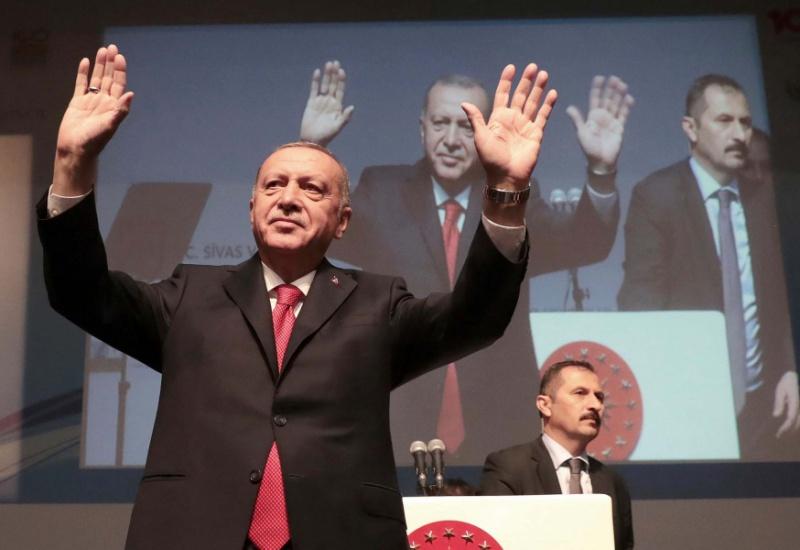 Προκλητικός Ερντογάν στο Reuters