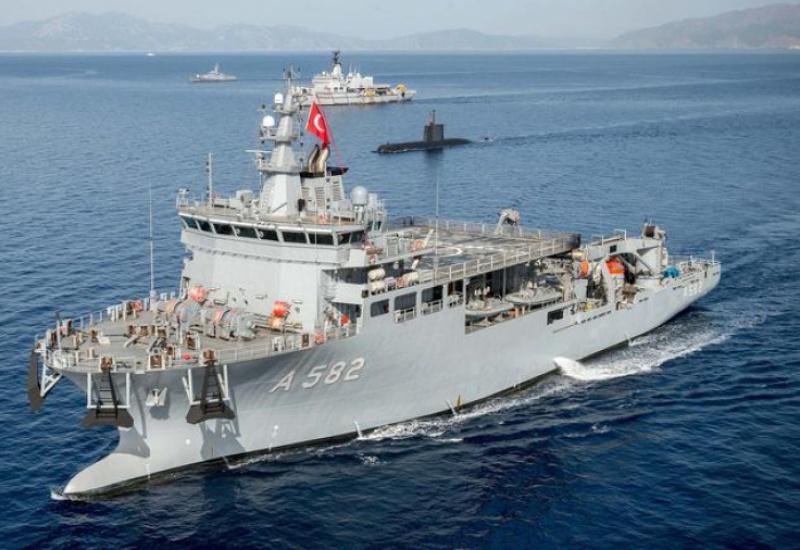 Περιοδικό Defence:Αλλάζει τους κανόνες εμπλοκής στην Αν.Μεσόγειο η Τουρκία;