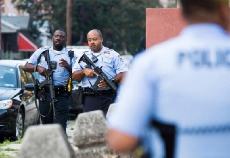 Φιλαδέλφεια: Συνελήφθη ένοπλος που άνοιξε πυρ εναντίον Αστυνομικών