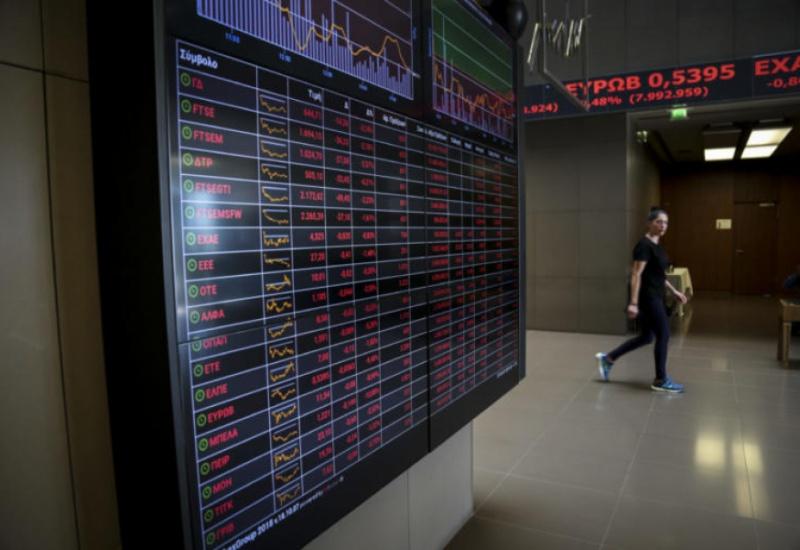Χρηματιστήριο: Στο «κόκκινο» και σήμερα