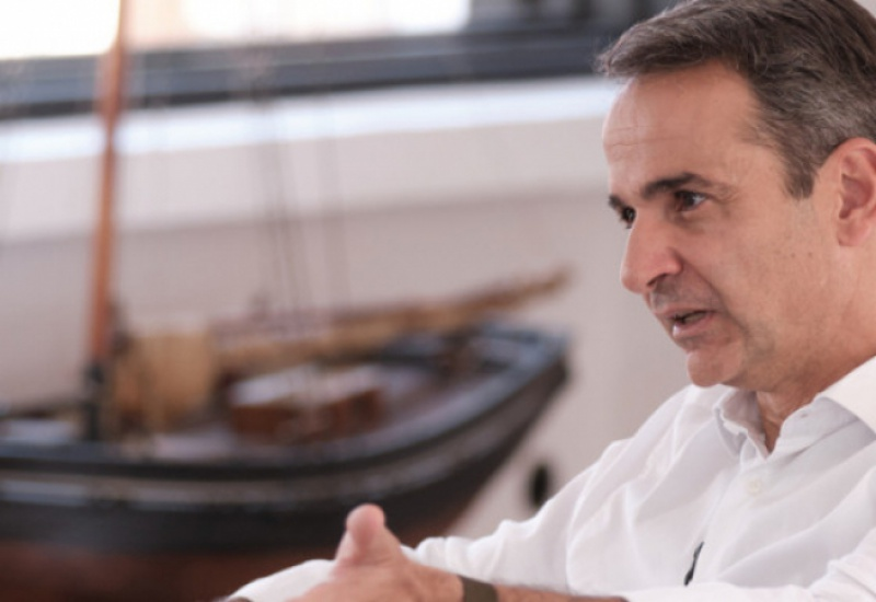 Μητσοτάκης: Αν δεν υπάρχει αυτοδυναμία, θα ξαναπάμε σε εκλογές τον Δεκαπενταύγουστο